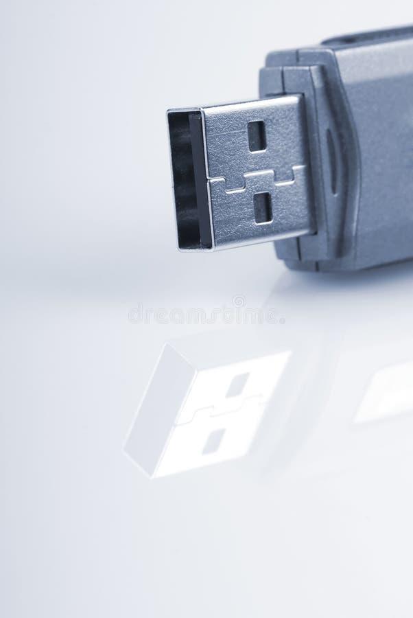 Bastone di USB immagini stock libere da diritti