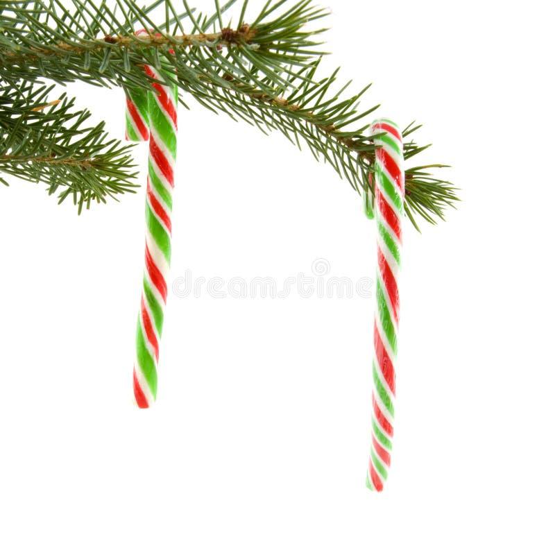 Download Bastones de la Navidad foto de archivo. Imagen de navidad - 7279122