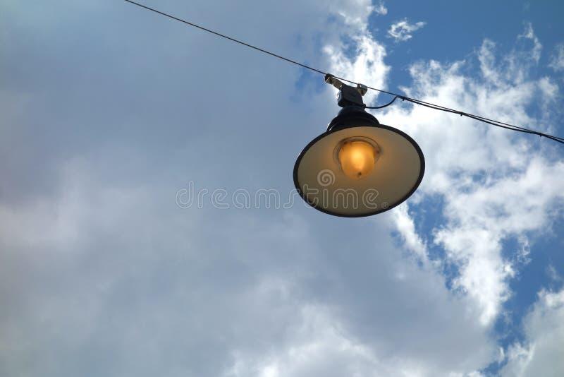 Basura de la electricidad imagen de archivo libre de regalías