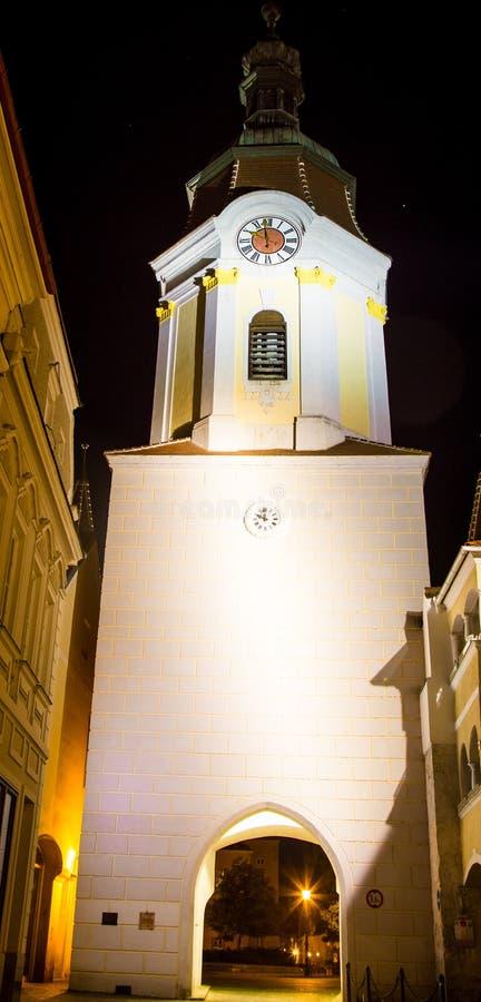 Basztowy Krems Austria fotografia stock