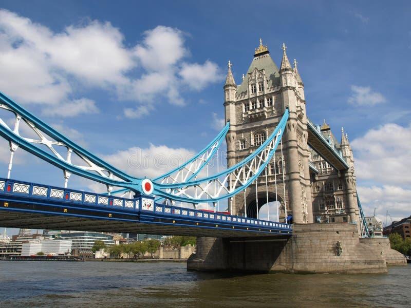 Basztowy most, Londyn obrazy stock