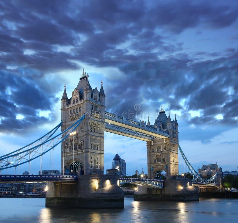 Basztowy Most, Londyn UK, fotografia stock