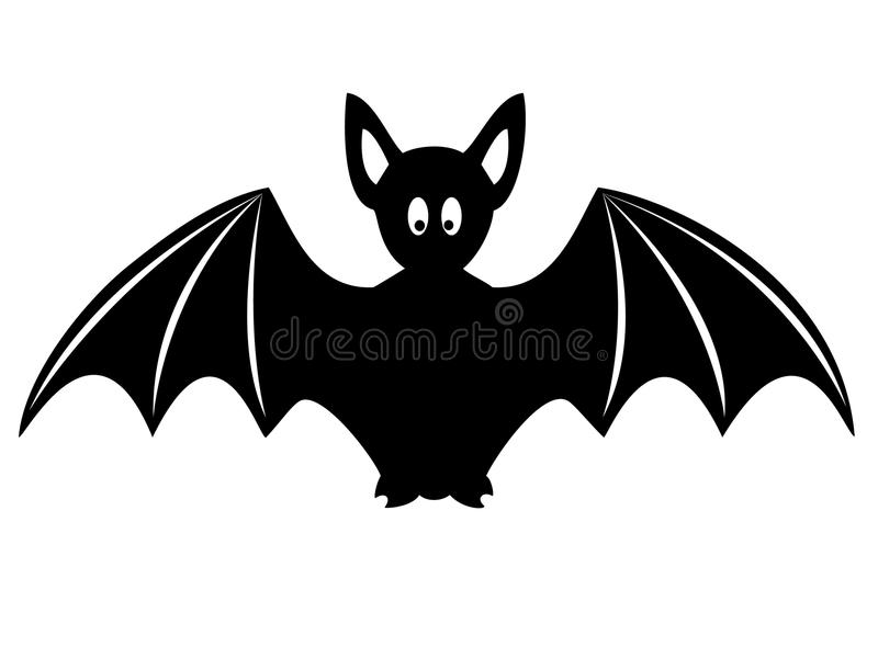 'bat' illustration stock
