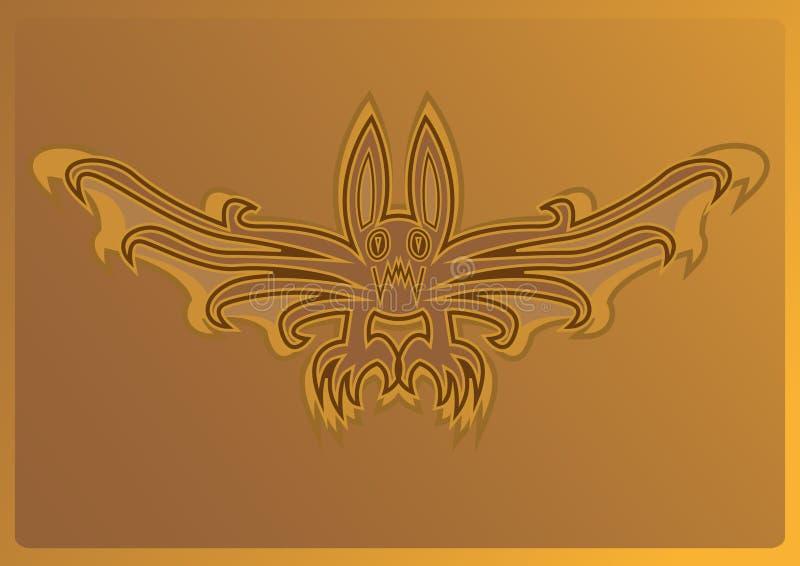 Download Bat stock vector. Image of comic, cartoon, symbol, leather - 24807734