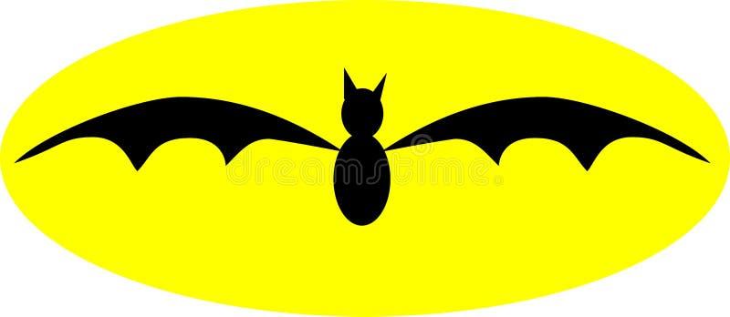 Download Bat stock vector. Image of holiday, bats, halloween, deserted - 6854125