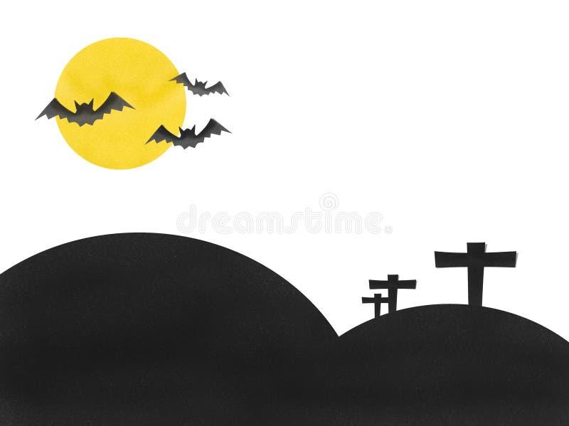 Download Bat Moon Halloween Festival Stock Illustration - Illustration of business, texture: 21700942