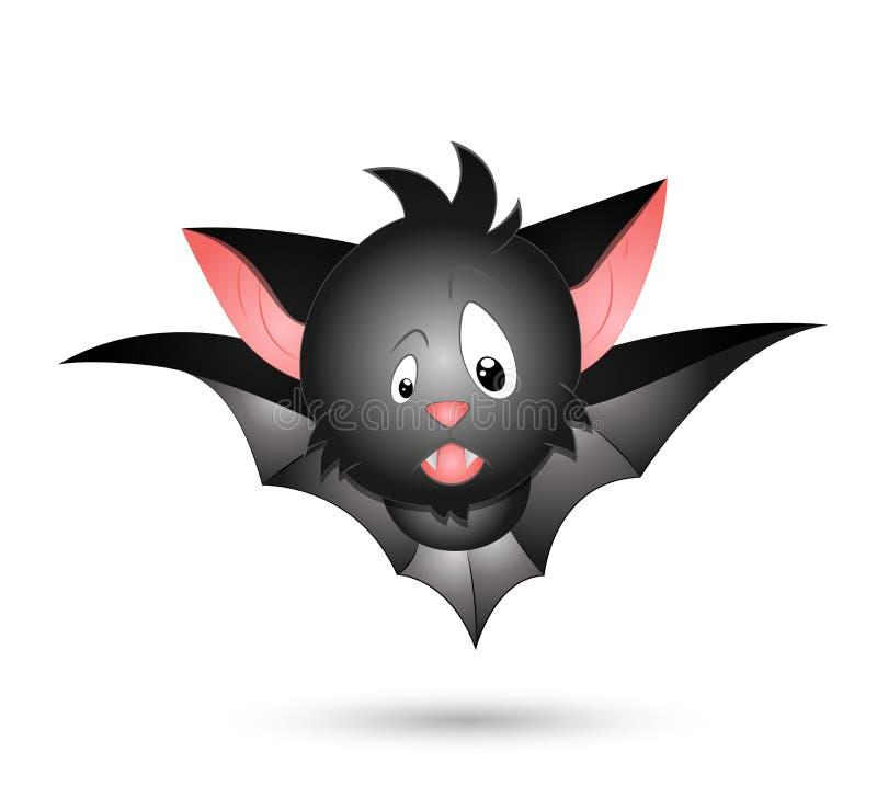 Free Bat Vector Royalty Free Stock Images - 24431999