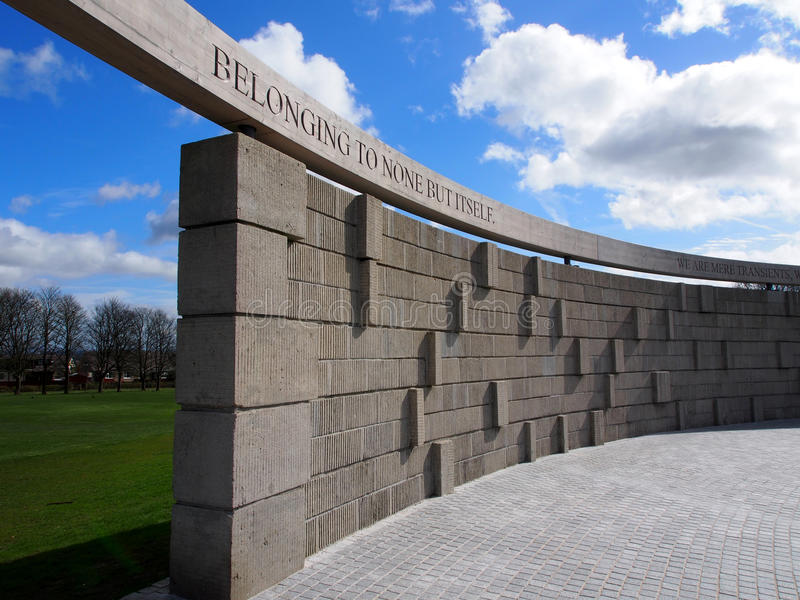Bataille de Bannockburn image stock