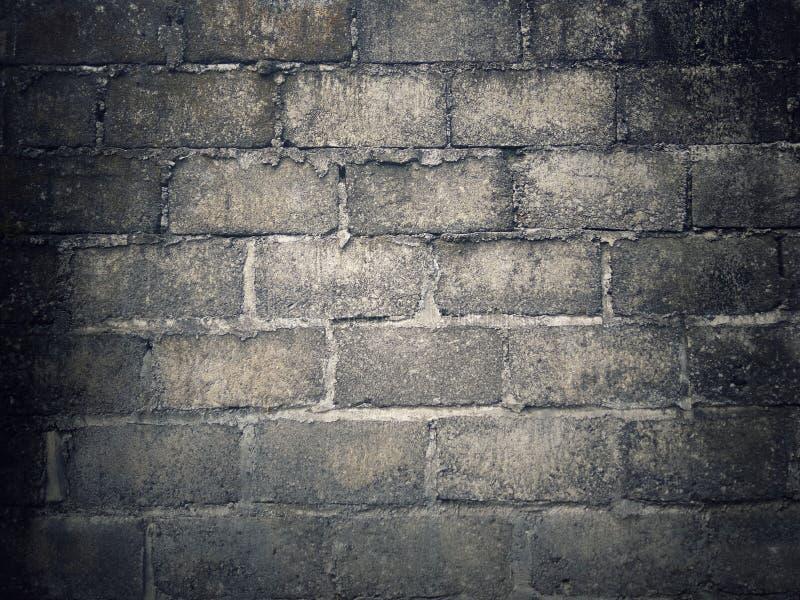 Batako Stone pattern grey color. Antique wallpaper wall home design stock image