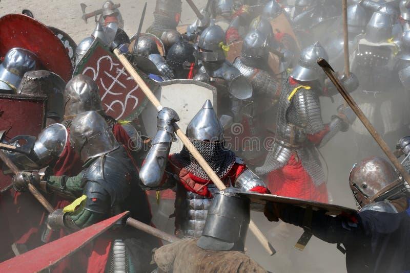 Batalha imagens de stock royalty free