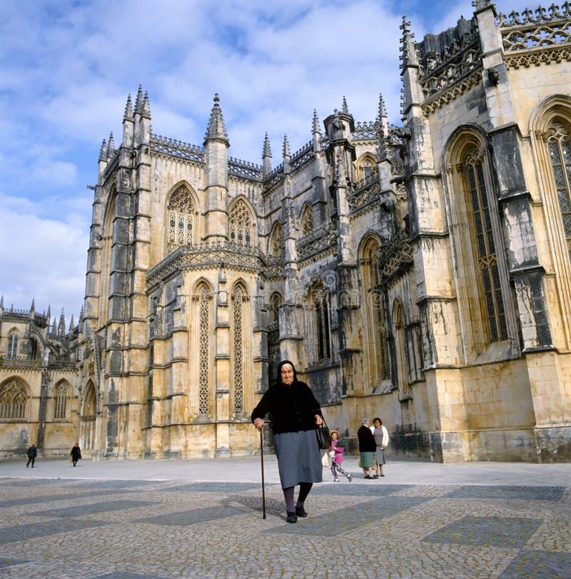 Batalha Abbey in Portugal