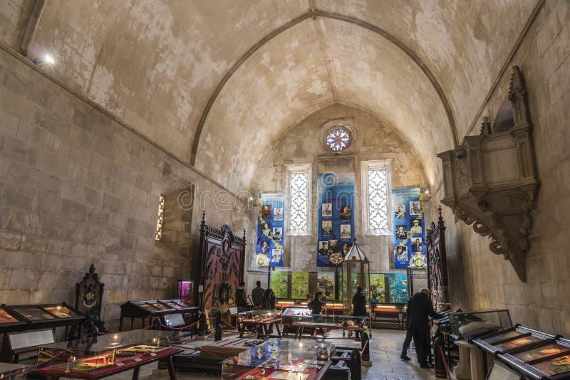Batalha Kloster, Portugal lizenzfreie stockbilder