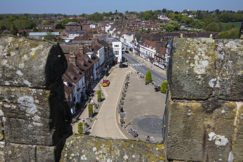 Batalla en Sussex del este fotografía de archivo