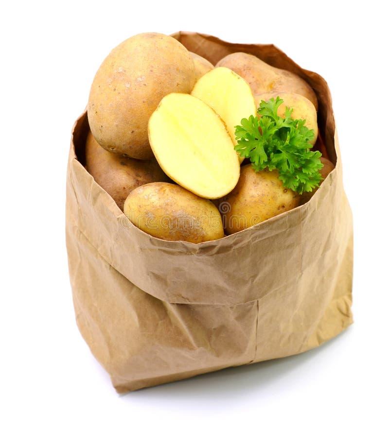 Batatas imagem de stock