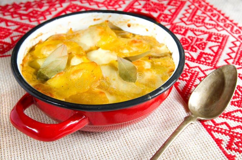 Batatas cozidas imagem de stock royalty free