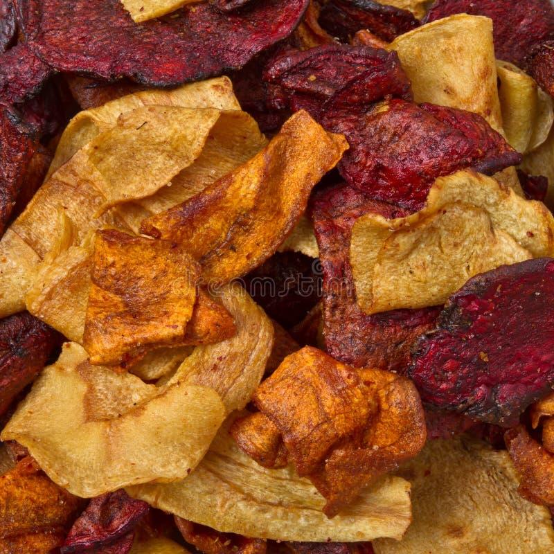 Batatas fritas do gourmet imagens de stock