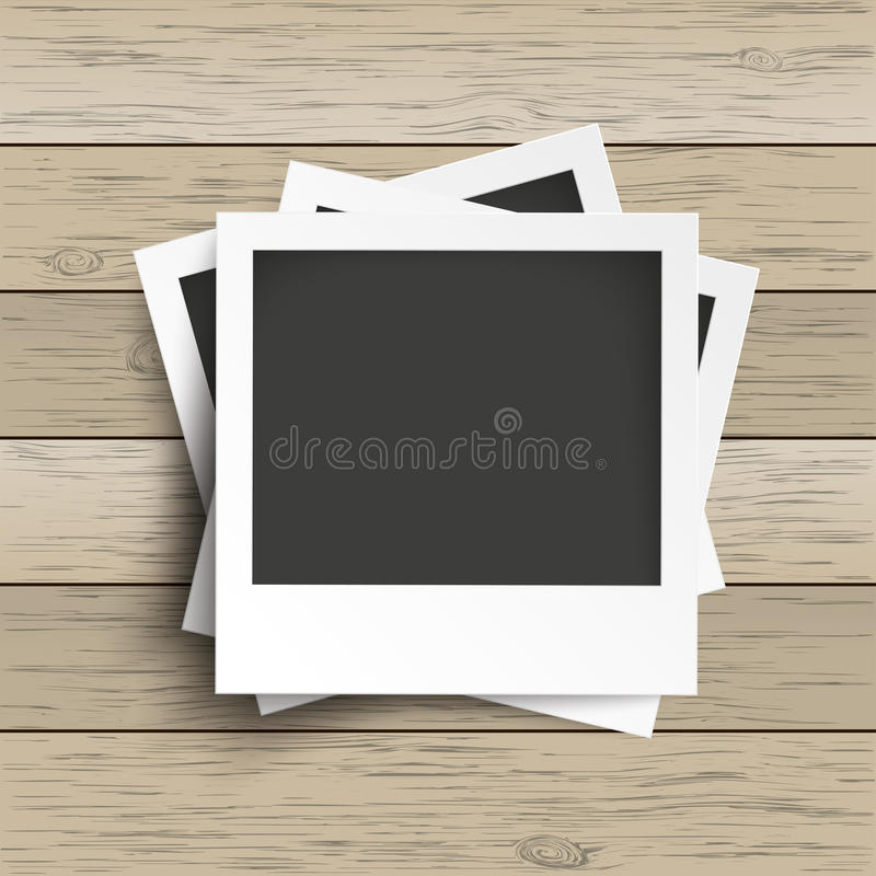 Batched Photo Frames stock photography