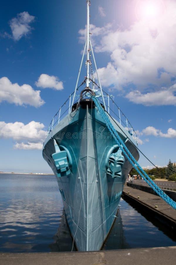 Download Bateau photo stock. Image du été, avant, transport, dock - 8672078