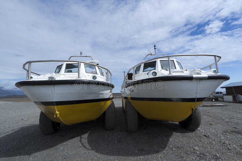 bateau amphibie