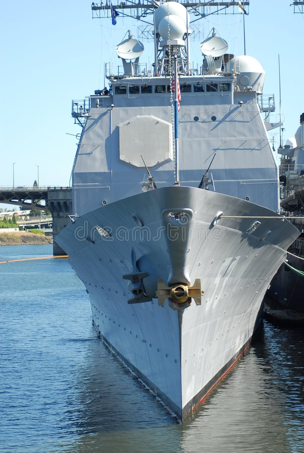 Bateau de la Marine photos stock