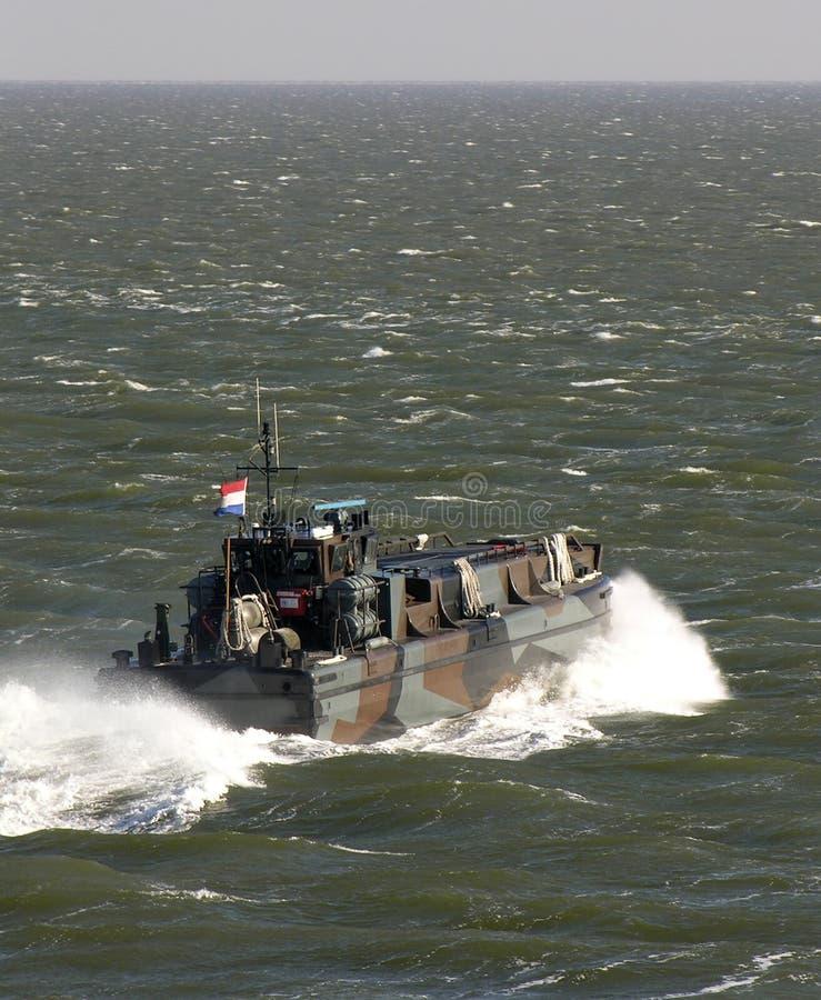 Bateau De Marine Photographie stock