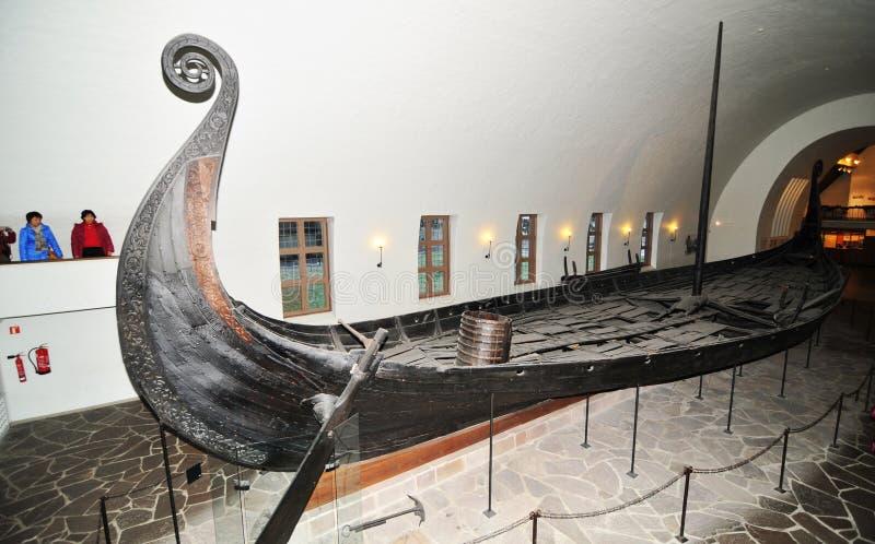 Bateau de Viking photos stock