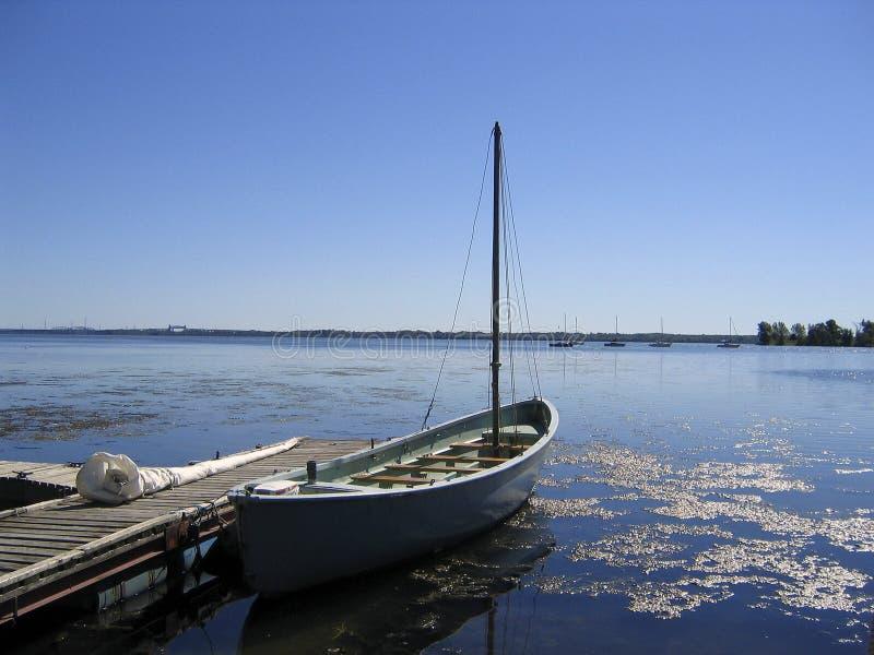 Bateau de Whaler photographie stock libre de droits