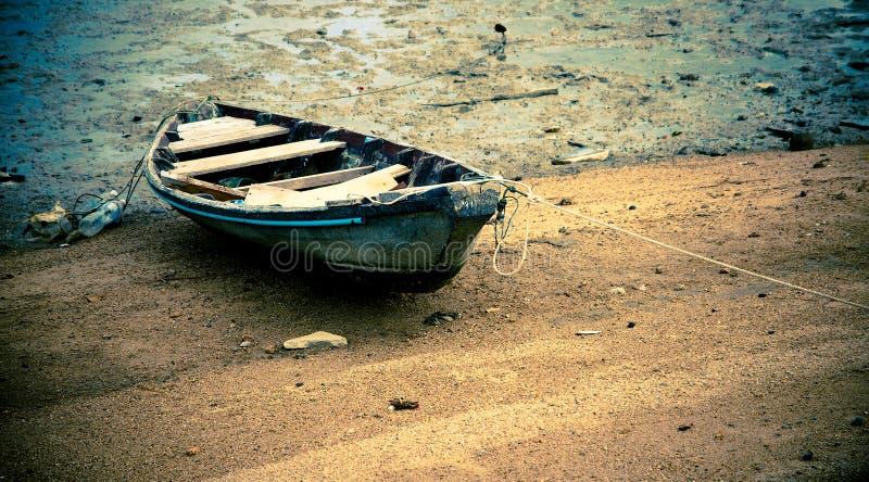 bateau vieux photo stock