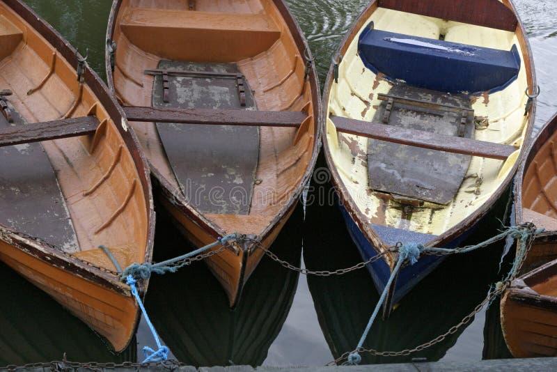 Bateaux à Oxford 1 photos libres de droits