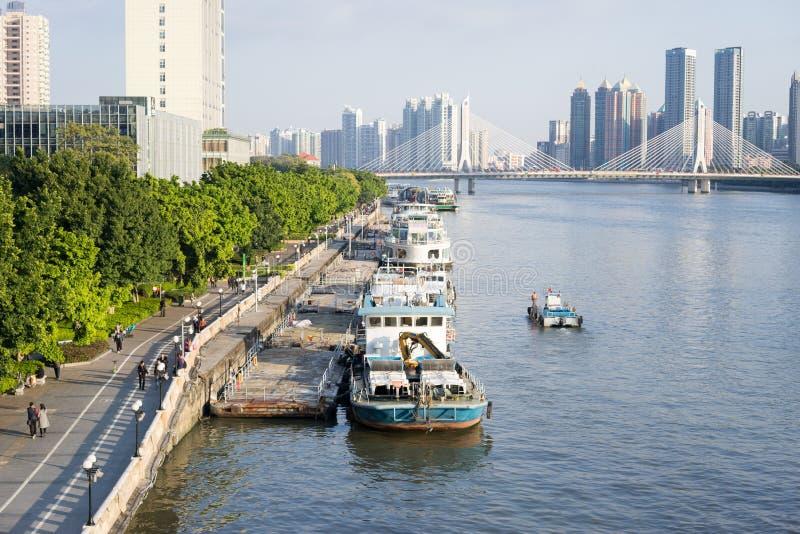 Bateaux au ferry photographie stock