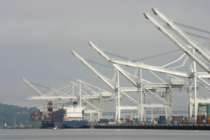 Bateaux au port photographie stock libre de droits