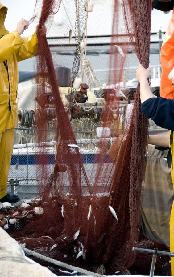 Bateaux de pêche 3 photo stock