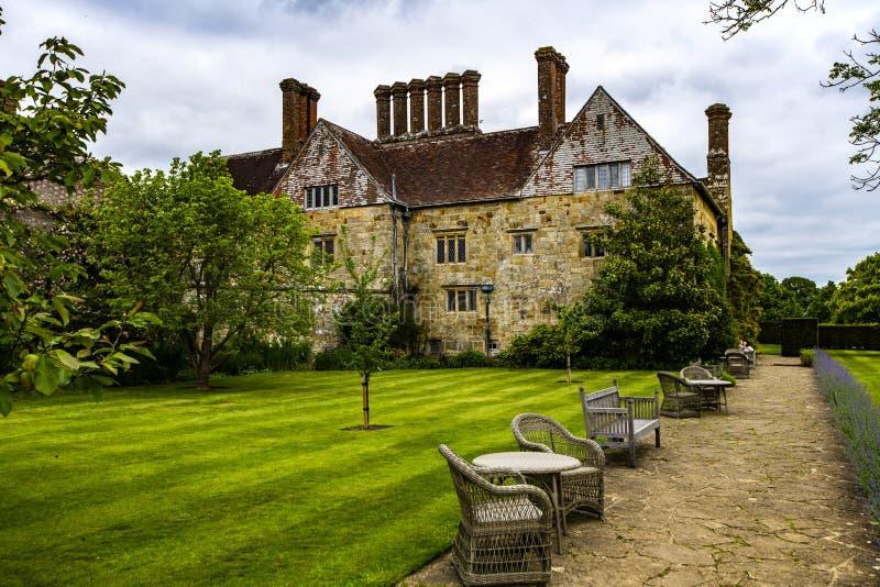 Bateman - el hogar de Rudyard Kipling autor imagen de archivo libre de regalías