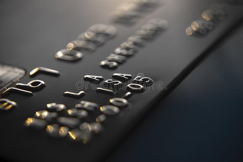 Batería de la tarjeta de crédito del dinero fotos de archivo libres de regalías