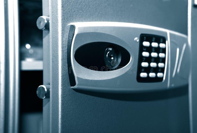 Batería segura imágenes de archivo libres de regalías