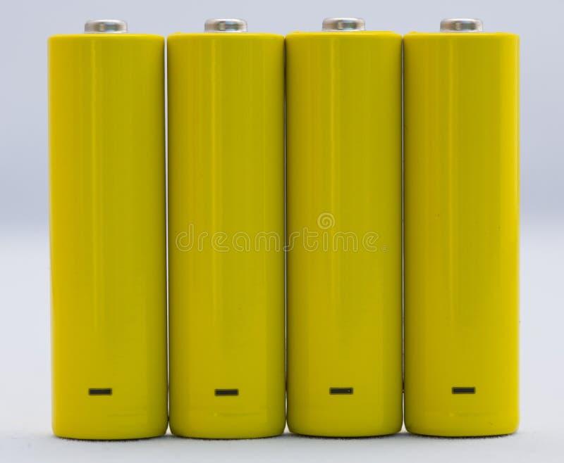 Bateria imagem de stock