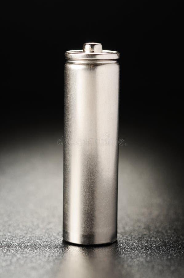 Download Bateria de aço foto de stock. Imagem de superfície, energia - 26516590