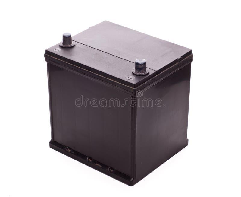 Bateria do acumulador do carro imagens de stock