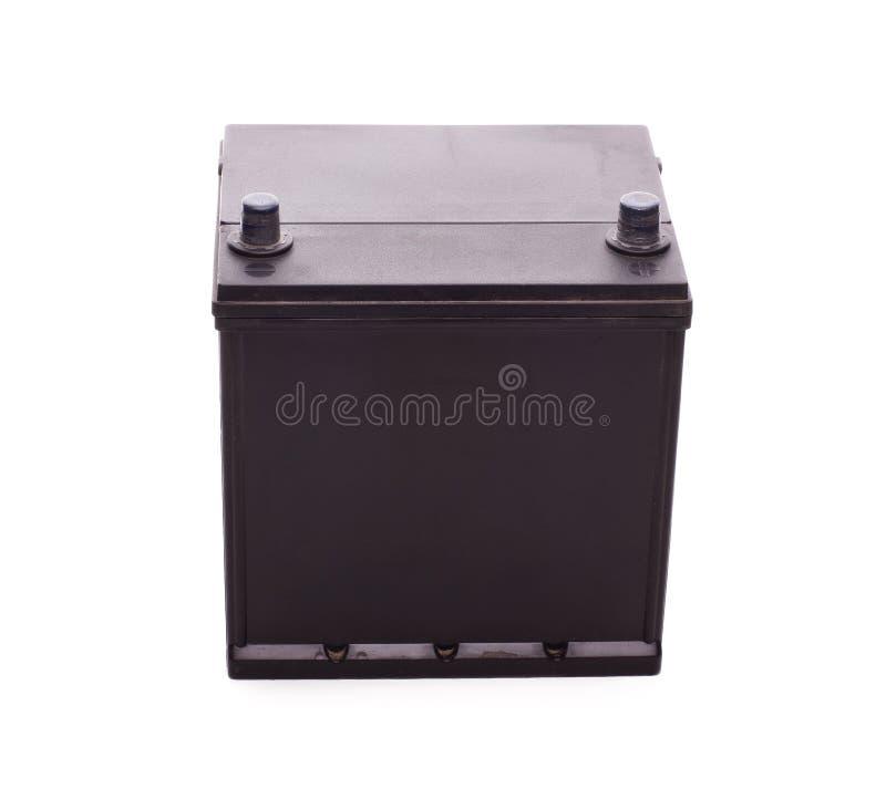 Bateria do acumulador do carro foto de stock royalty free