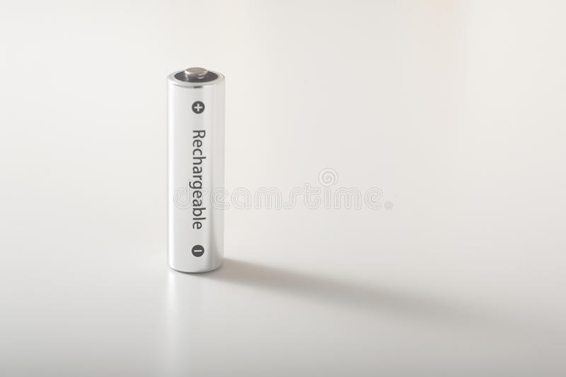 bateria rechargable obrazy royalty free