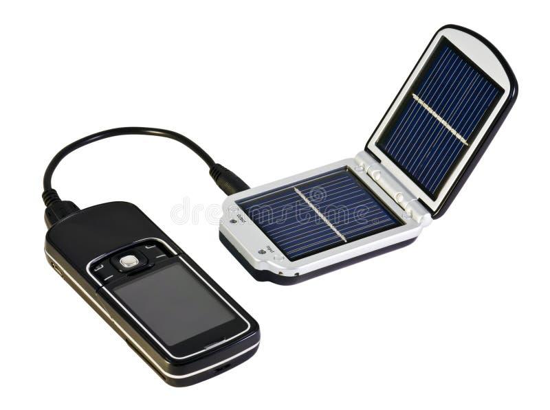 bateria słoneczna zdjęcia stock