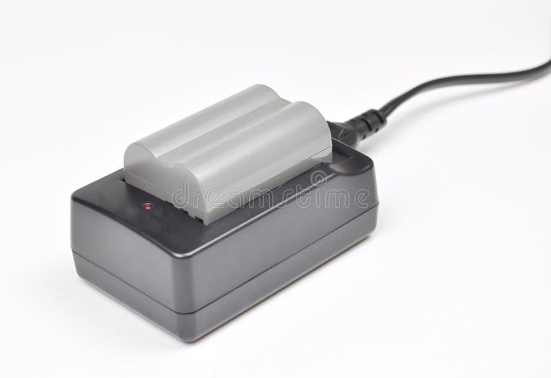 bateryjny ładować kamery zdjęcie stock