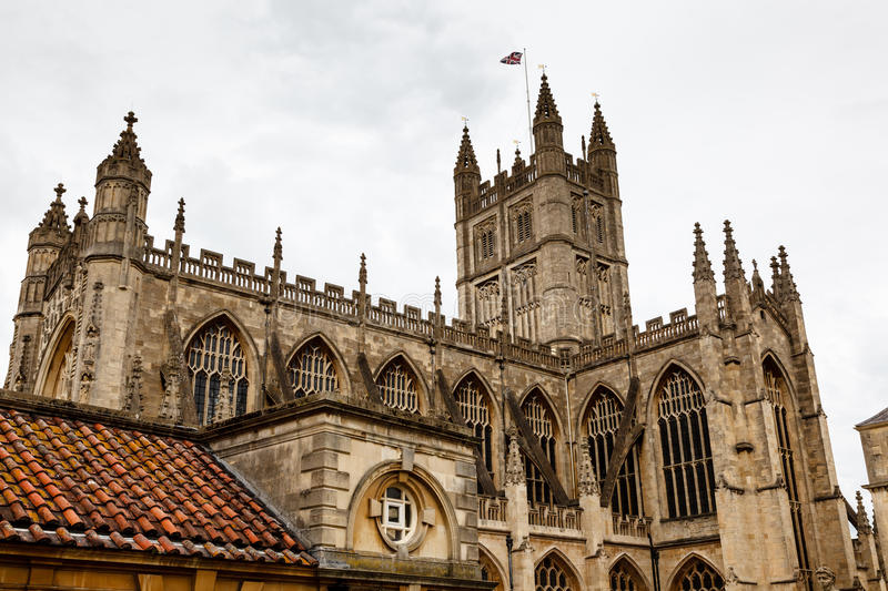Download Bath Abbey stock photo. Image of church, christian, ancient - 26431080