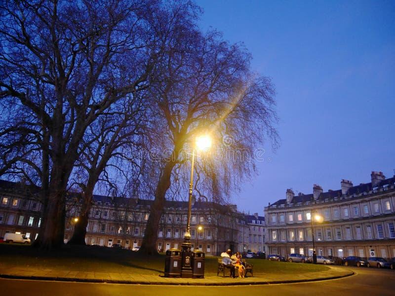 Bath, Angleterre image libre de droits