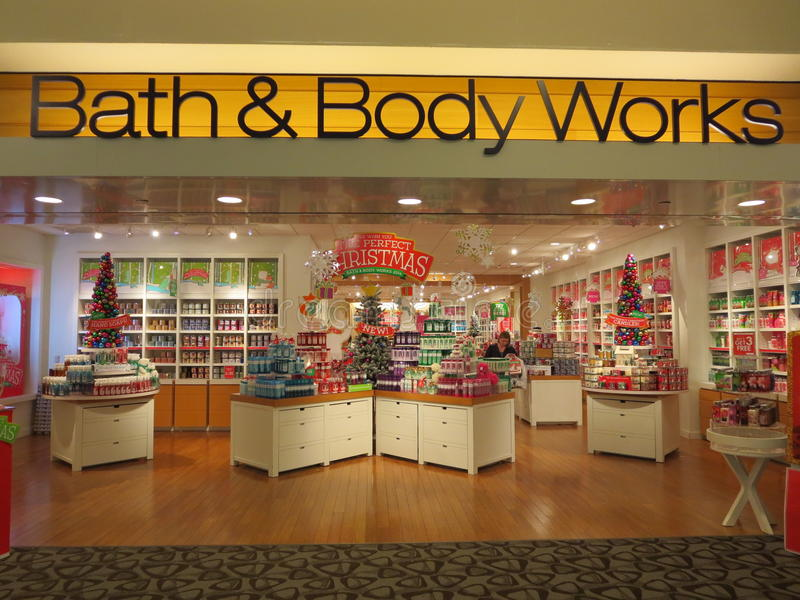 Bath And Body Works Editorial Photo Image 47604091