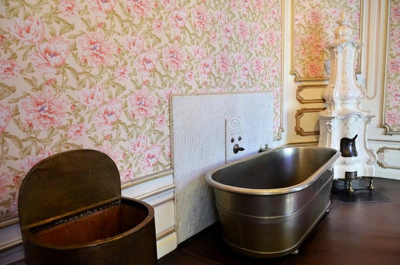 Bath des empereurs images stock