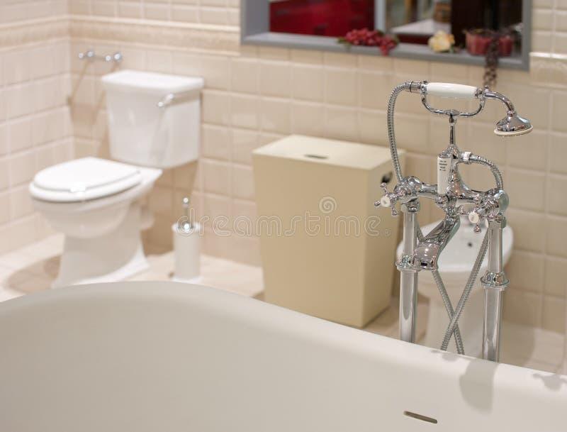 Bath, Interior, Decorate Stock Photos