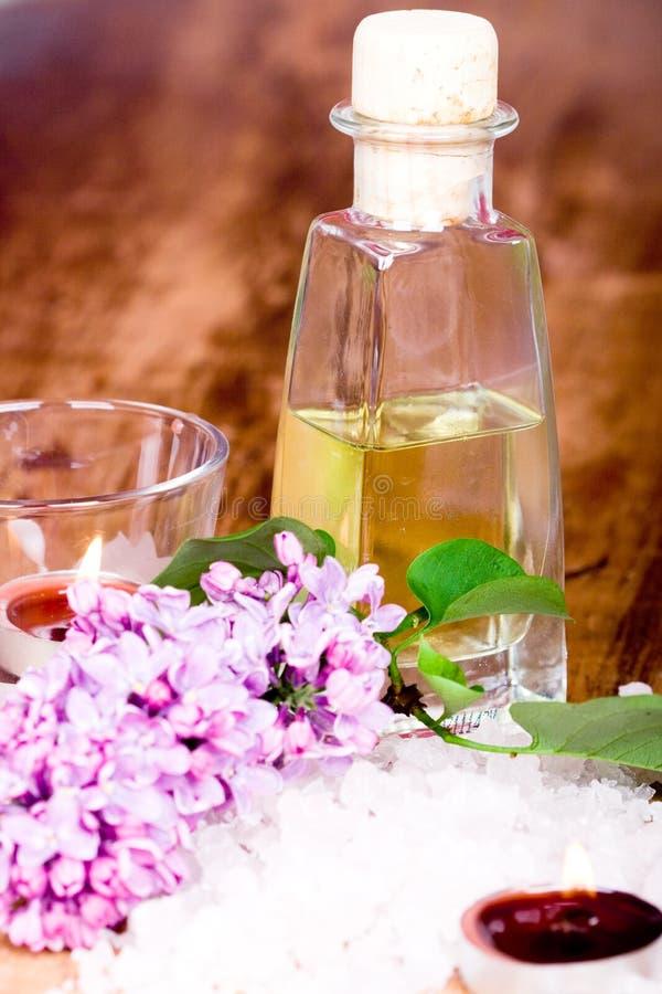 bath items spa στοκ εικόνα με δικαίωμα ελεύθερης χρήσης