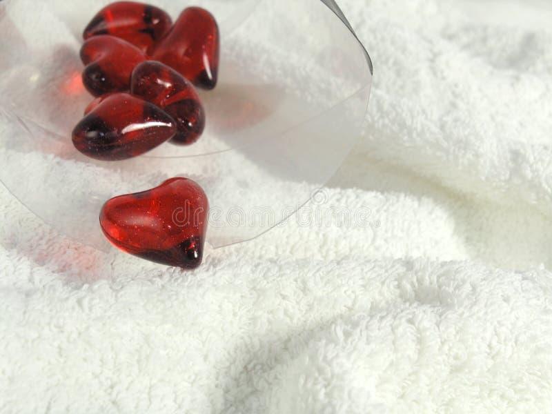 Bath Pearls Royalty Free Stock Image