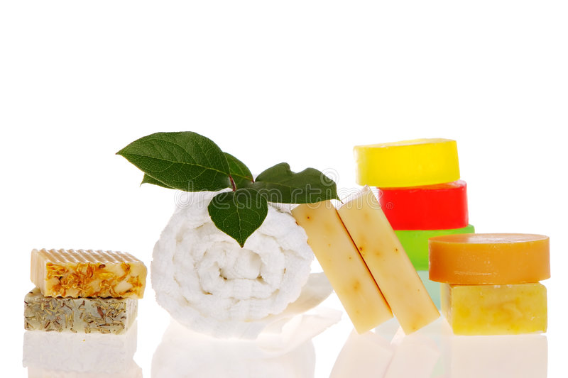 Download Bath Products Stock Photo - Image: 2310800